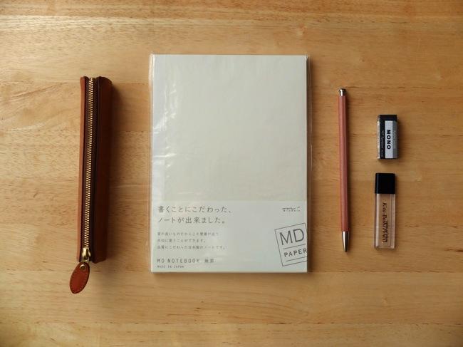 これぞ日本製!!大人を虜にする文房具「MDノート」「大人の鉛筆」の愛着度がハンパないかもしれない!!