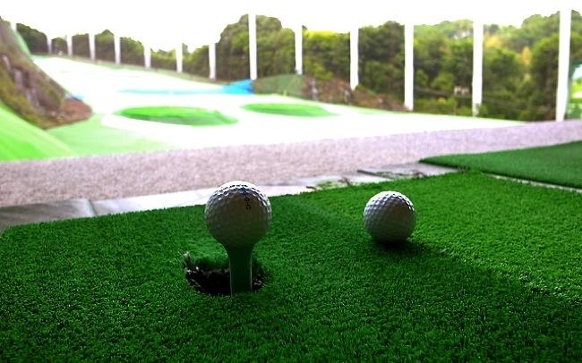 はじめてのゴルフ!超初心者が練習場(打ちっぱなし)デビュー前に知っておきたい5つのコト