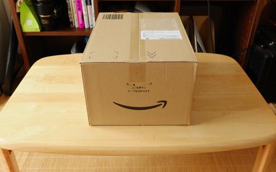 Amazonほしい物リストからのプレゼント