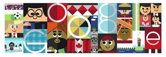 カナダデー - Doodle