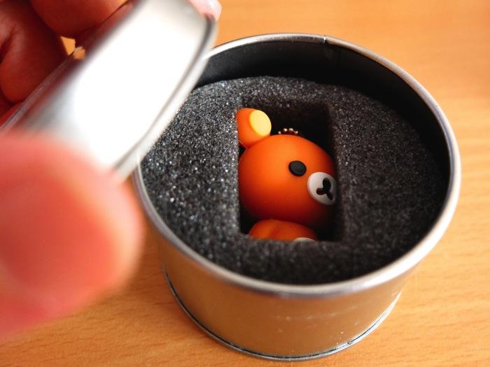 開封の議〜リラックマUSBメモリー(32GB)(ブラウン