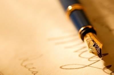 ブログは「手紙」届ける気持ちで書く